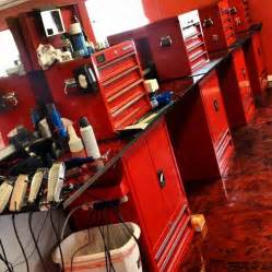 mens barber shop idea tool boxes red barber life
