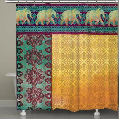 moroccan shower curtain buy moroccan curtains from bed bath beyond
