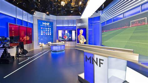 Sky Sports Studio 1 Broadcast Set Design Gallery