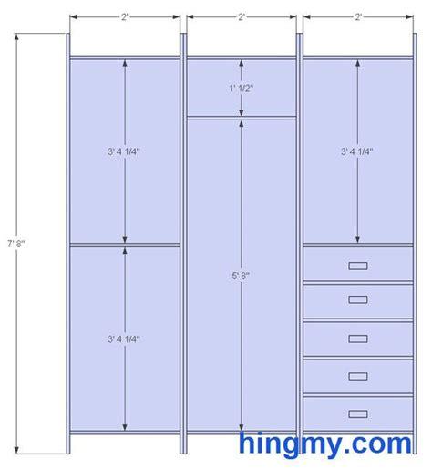 designing  built  closet decor closet bedroom