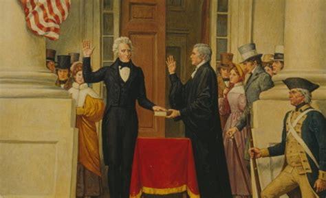 andrew jackson    presidential history