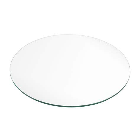 glasplatte rund 70 cm glasplatte terry 70cm rund esg glas 7507