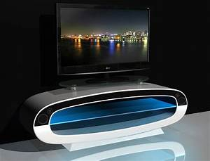 Tv Hifi Rack : tv hifi rack kent 150x37x39 cm hochglanz wei multimedia ~ Michelbontemps.com Haus und Dekorationen