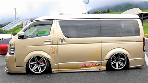 Toyota Hiace Hd Picture by Hd Toyota Hiace 200 Gold Modified تويوتا هايس ハイエースカスタム内装