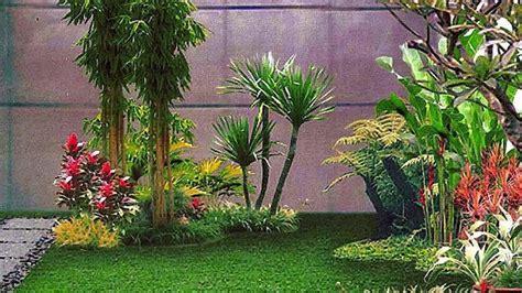 desain taman  rumah minimalis   keren