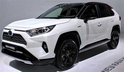 2020 toyota rav4 2020 toyota rav4 hybrid redesign engine prices vehicle