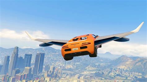 auto volante flying cars mod gta 5 mods moments