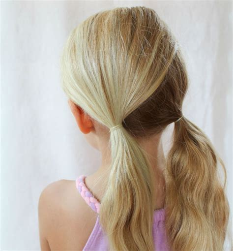 17 Fun & Easy Back to School Hairstyles for Girls Back