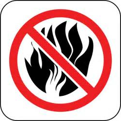 Image result for no fire clip art