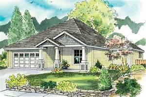 Craftsman House Plans Ravenden 30 712 Associated Designs