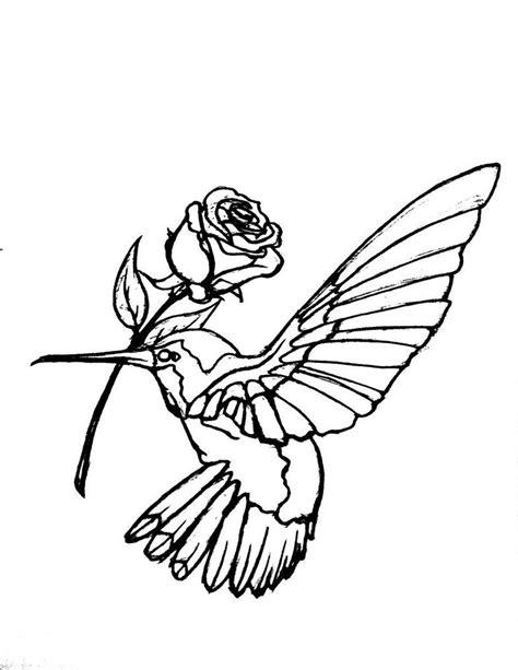 Hummingbird Flower Tattoo | Hummingbird flower tattoos, Hummingbird tattoo, Hummingbird drawing