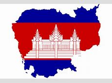 Graafix! National flag of Cambodian flag