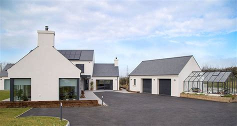 armagh passive house hides  plain sight