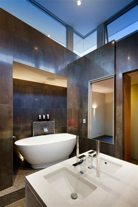 City Beach Residence  Contemporary  Bathroom Perth