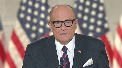 At the rnc thursday night, accusing the black lives. Rudy Giuliani full remarks at the 2020 Republican National ...