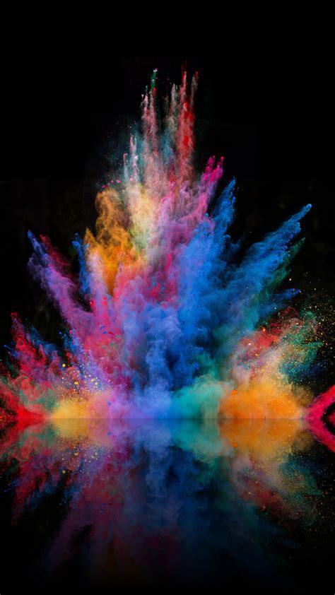 Color Blast Background