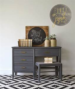 Funky, Junk, Painting, Furniture, With, Deco, Art, Chalky, Finish, Paint