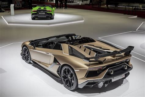 2020 lamborghini aventador svj roadster pictures gallery and quick info motor illustrated