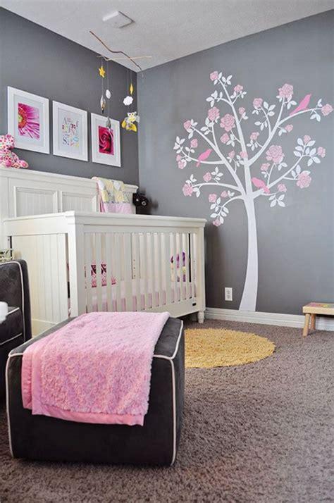 chambre bébé arbre 23 idées déco pour la chambre bébé