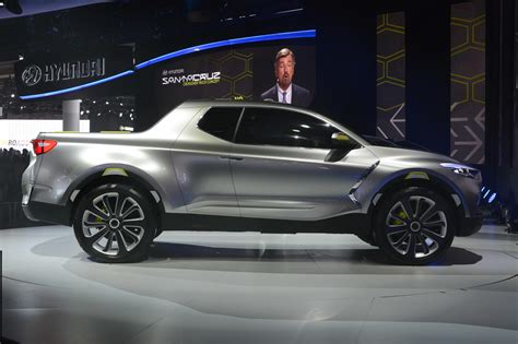 Hyundai Cruze by Hyundai Santa Concept Detroit 2015 Photo Gallery