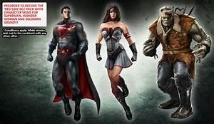 Guia de personajes de Injustice gods among us en el foro ...
