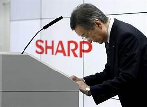 Sharp still tal... Sharp