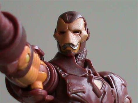 Marvel Legends Iron Man (modern Armor) Review Youtube
