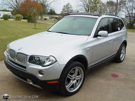 2007 Bmw X3 3 0si by Bmw X3 3 0si 2007 Auto Images And Specification