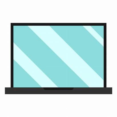 Tv Clipart Office Screen Transparent Svg Clip