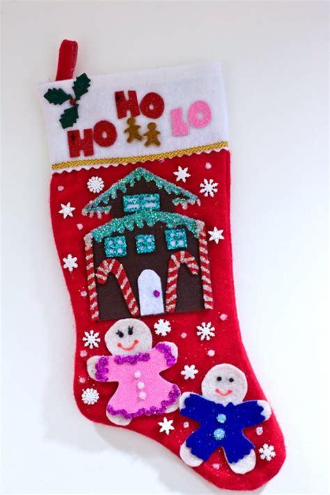 jalna christmas stocking decorating contest