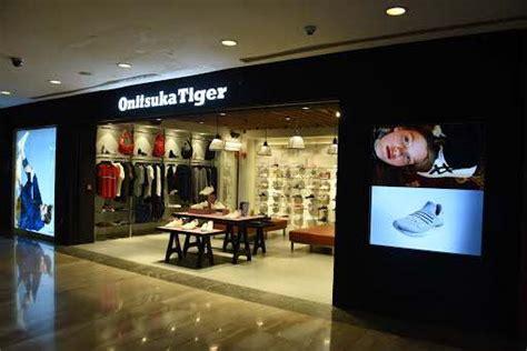 onitsuka tiger opens   monobrand store  india