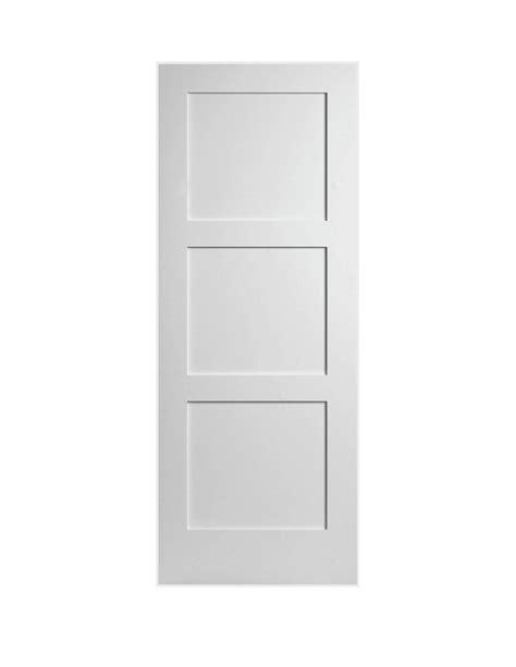 viewpoint doors primed  equal panel shaker primed mdf