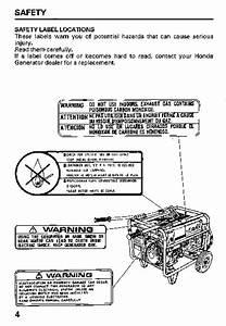 Honda Eb6500 Generator Manual