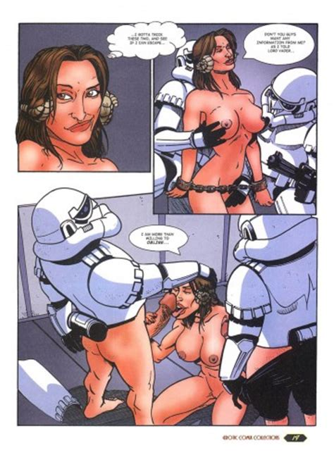 Star Wars Porn Comics Games And Hentai On