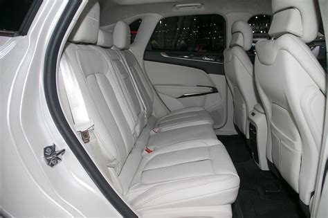 lincoln mkc rear seat motortrend