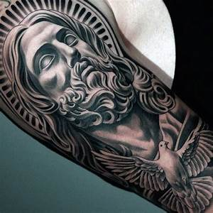 50 Dove Tattoos For Men - Soaring Designs With Harmony