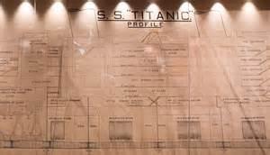 Titanic Deck Plans Discovery by Titanic Belfast The Largest Titanic Museum Titanic Ii