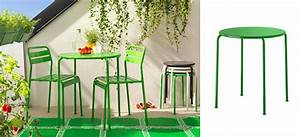 Ikea Mobilier Jardin : unique outdoor furniture ideas for summer ~ Teatrodelosmanantiales.com Idées de Décoration