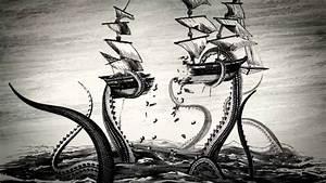 The Kraken Black Spiced Rum [HD] - YouTube