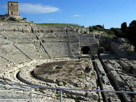 siracusa la ciudad griega de italia blog catedra de