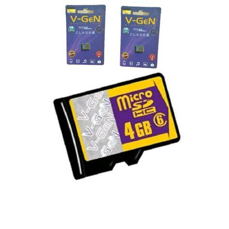 jual memory vgen 4gb memory micro sd vgen 4 gb di lapak sgp shop sgp shop