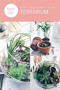 make your own terrarium MAKE YOUR OWN TERRARIUM WITH FISKARS | WILD & GRIZZLY