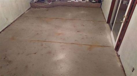 Easiest way to remove linoleum glue from concrete?   Hometalk