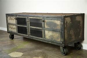 Combine 9 Industrial Furniture – Sideboards Buffets