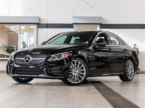 The c300 4matic sedan is rated at 23/33 mpg by the epa. New 2020 Mercedes-Benz C300 4MATIC® Sedan All Wheel Drive 4MATIC 4-Door Sedan