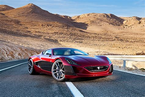 How The Rimac Concept One Will Work