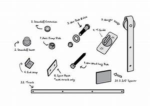 The Real Guide To Diy Barn Door  U0026 Hardware Installation