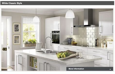 Kitchen Ideas B And Q by 17 Best Ideas About B Q Kitchens On Diner