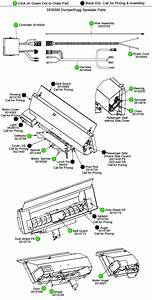 Buyers Dumperdogg 5535000 Spreader Parts By Diagram