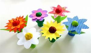 Blumen Basteln Kinder : pflanzen meine enkel und ich ~ Frokenaadalensverden.com Haus und Dekorationen
